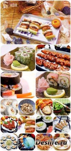 Сток фото - Азиатская кухня