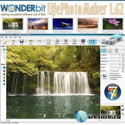 WonderBit LifePhotoMaker v1.62.0.26 Portable