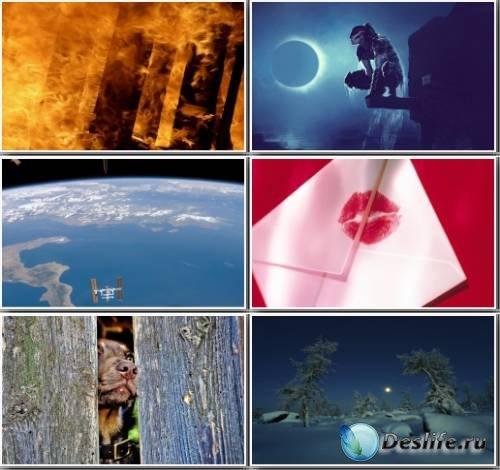 Широкоформатные красивые картинки (Обои HD пак 54)