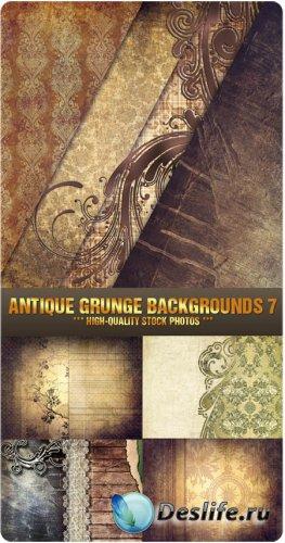 Stock Photo - Antique Grunge Backgrounds 7