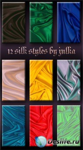 Silk styles - Шелковые стили