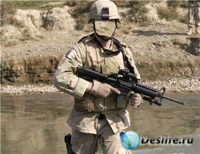Костюм для фотошопа зарубежная армия