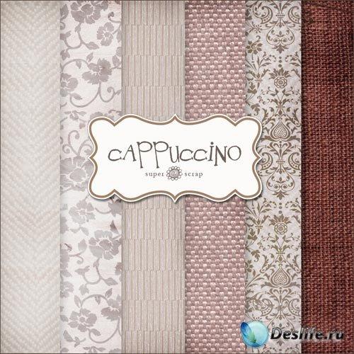 Textures - Cappuccino