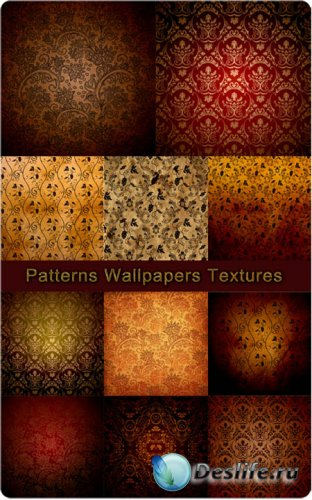 Текстуры для фотошопа - Patterns Wallpapers Textures