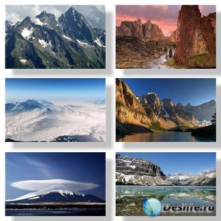 Горы / Mountains. Подборка №1