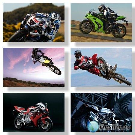 Мотоциклы. Подборка №1