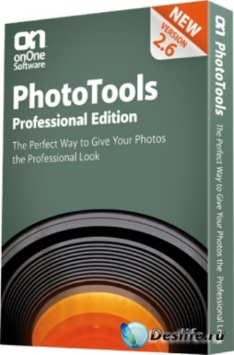 OnOne PhotoTools Professional Edition v 2.6.1