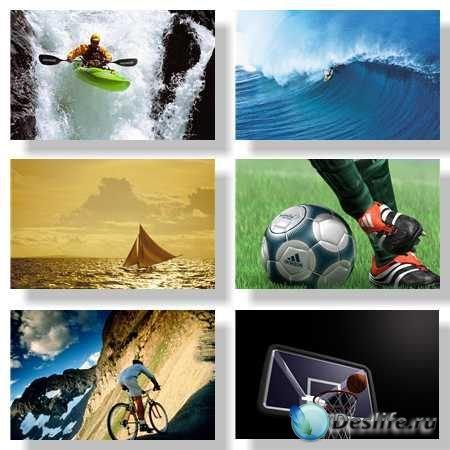 Спорт / Sport. Подборка №1