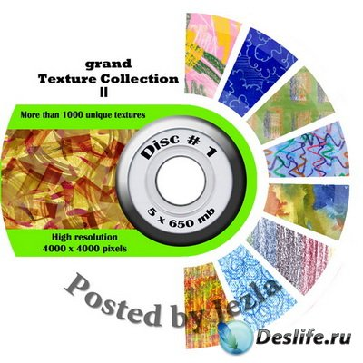 Grand Texture Collection 2 (Part 2)