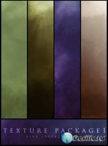 Пять качественных текстур