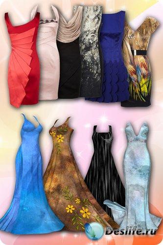 Шаблоны вечерних платьев