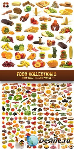 Stock Photo - Food Collection 2