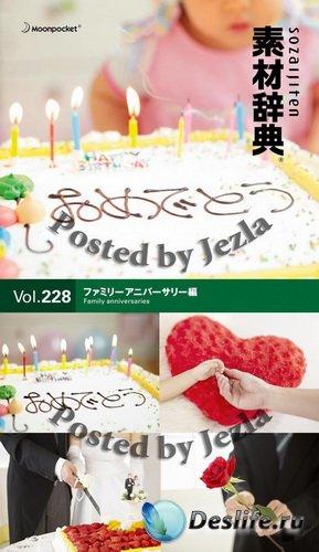 Datacraft Sozaijiten Vol.228 - Family Anniversaries
