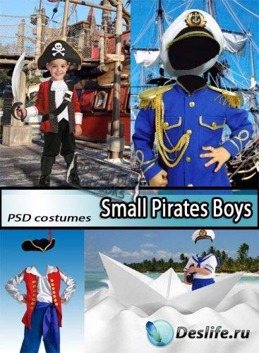 Детские костюмы – Маленькие пираты