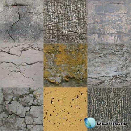 Текстуры для фотошопа - Каменные стены