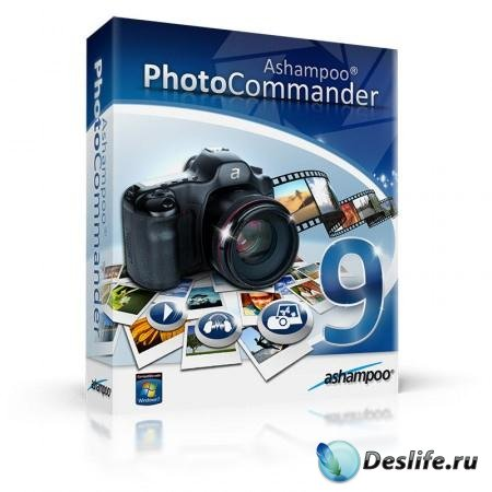 Ashampoo Photo Commander 9.3.0