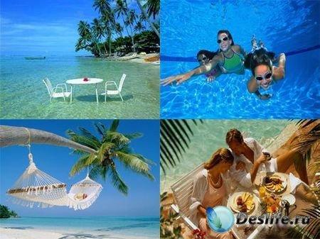Фотографии на тему курортов и отдыха