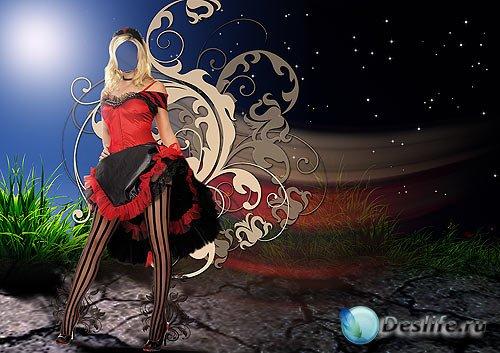 Женский костюм – Ночь волшебства