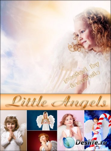 Фото-сток: Маленькие ангелы