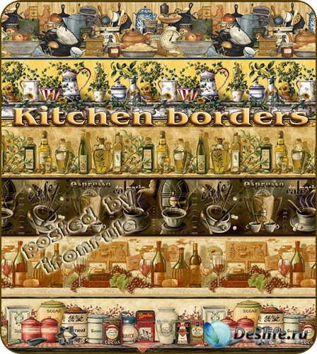 Kitchen borders /