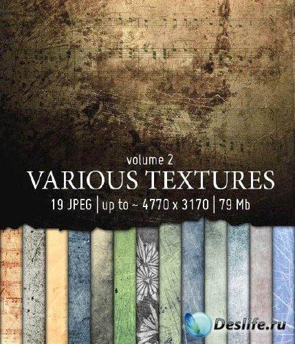 Подборка разных текстур