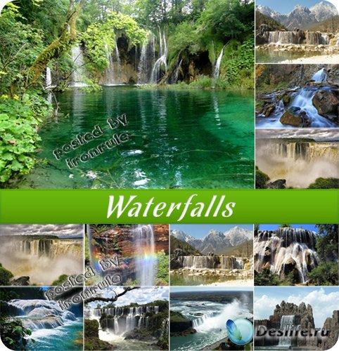 Красивейшие пейзажи водопадов
