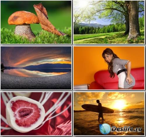 Широкоформатные обои и картинки (Mix HD Wallpaper) #77