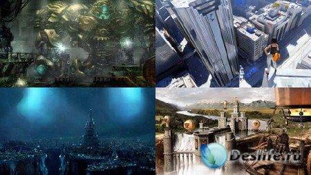 Подборка видов из известных игр