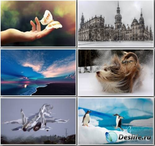 Красивые обои и картинки (HD Wallpapers Part 76)