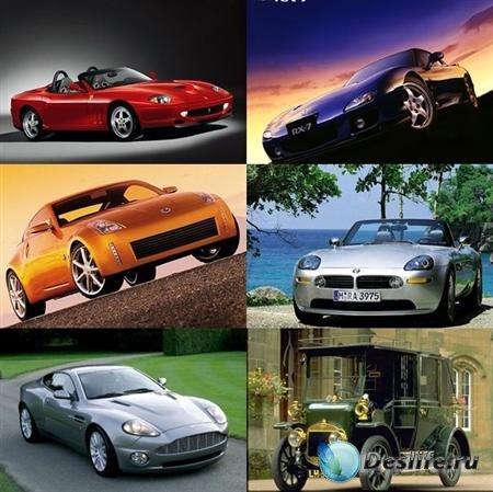 Коллекция обоев на тему Автомобили №1