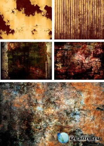 Гранжевые фоны и текстуры | Grunge textures