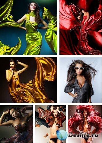 Чувственные женщины - фотосток | Stock Photo - Sensual Beautiful Womans