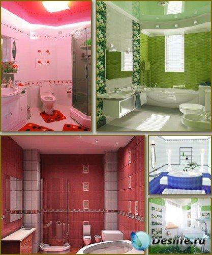 Ванная комната дизайн 3