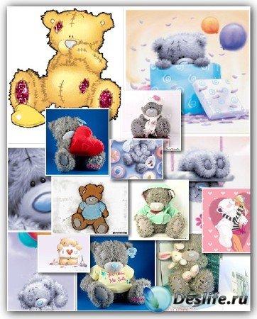 Большая подборка изображений с мишкой Тедди