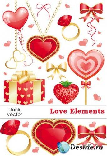 Вектор - Элементы на тему любви