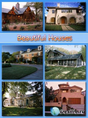 Экстерьер - Красивые дома