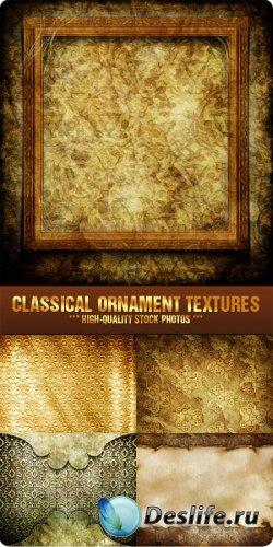 Классические узорные текстуры