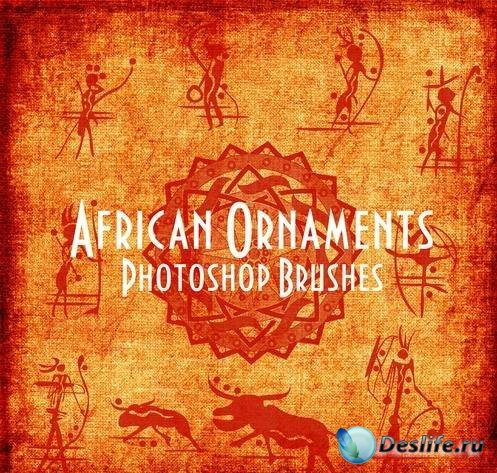 Загадочные рисунки древних людей