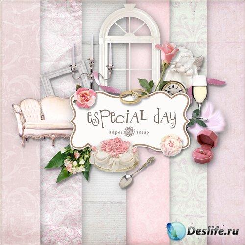 Скрап-набор - Особенный День