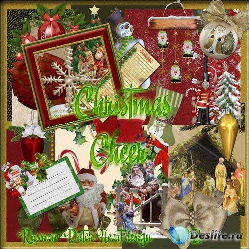Скрап-набор - Рождественское веселье