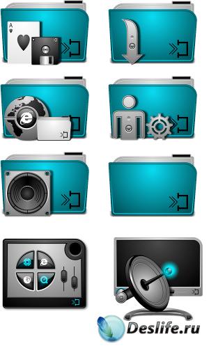 Пакет иконок интерфейса