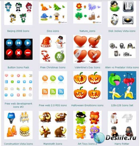 Иконки для Web