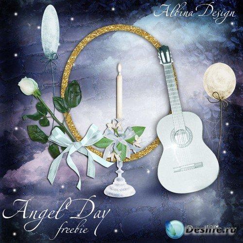 Скрап набор - День ангела