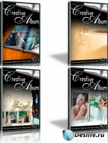Шаблоны и рамки для Ваших фотоальбомов