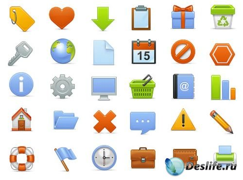 Иконки для рабочего стола