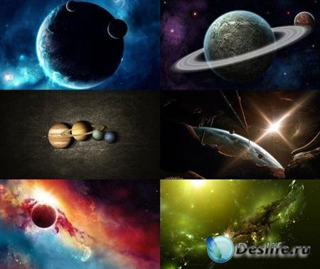 Коллекция обоев на тему Космос №4