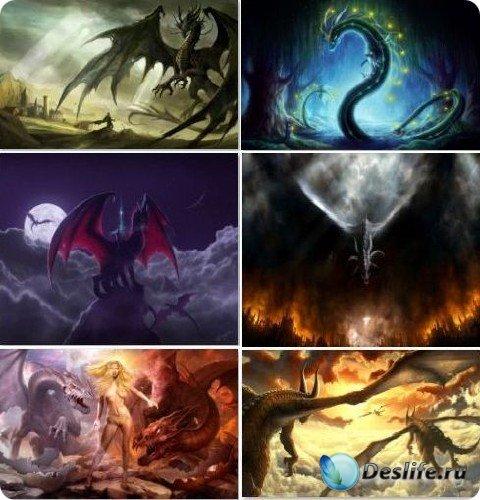 Завораживающие драконы