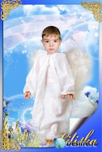 Детский костюм – Ангелочек 2