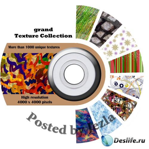 Огромная коллекция текстур (Часть 4)