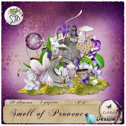 Скрап - набор - Smell of provence